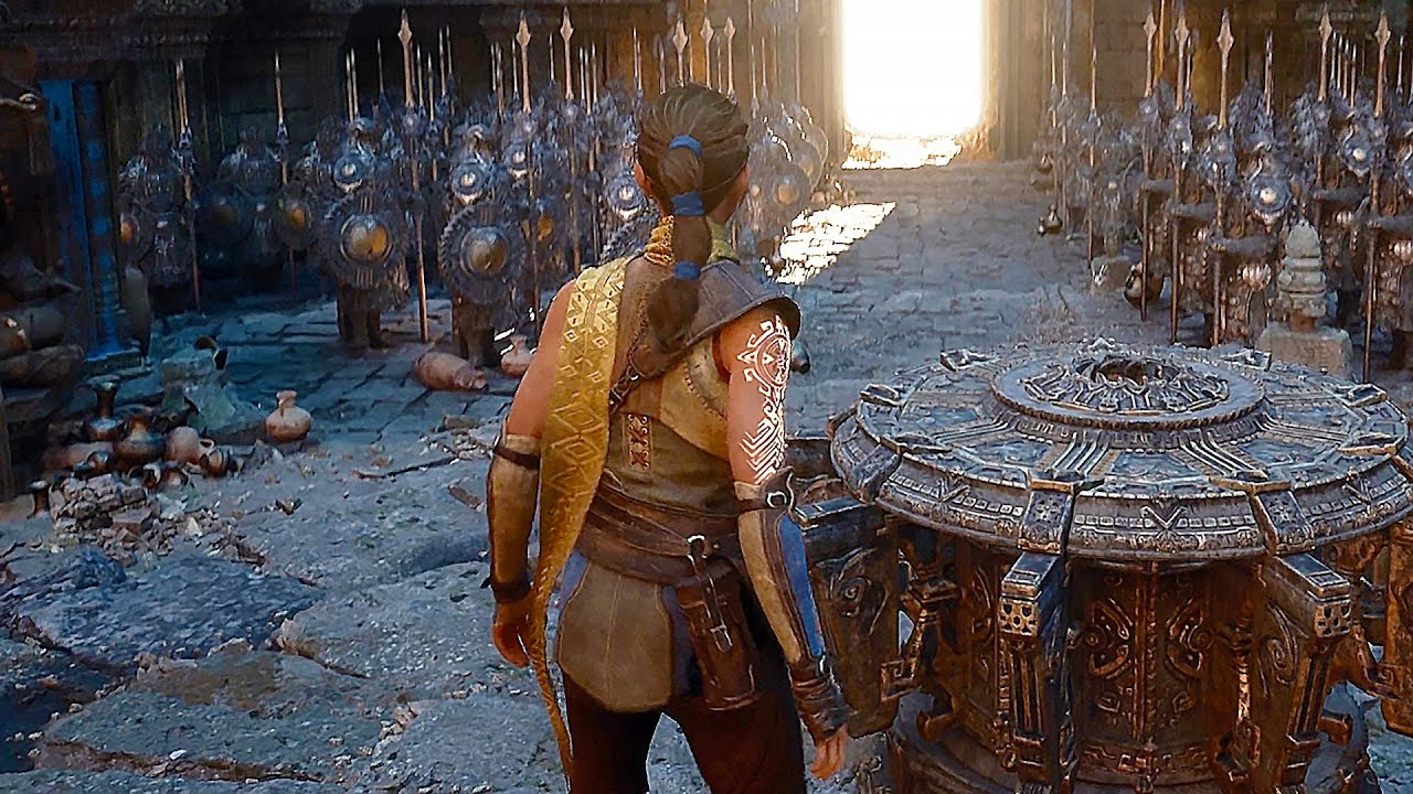 Unreal Engine 5s demo is the next-gen graphics showcase you've ...
