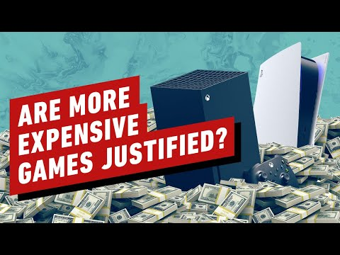 Are More Expensive Next-Gen Games Justified? - Unlocked