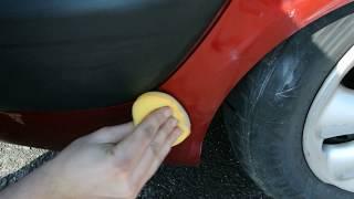 Jak odstranit škrábance z laku auta
