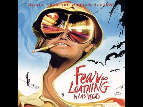 Fear And Loathing In Las Vegas OST - Expecting To Fly - Buffalo Springfield