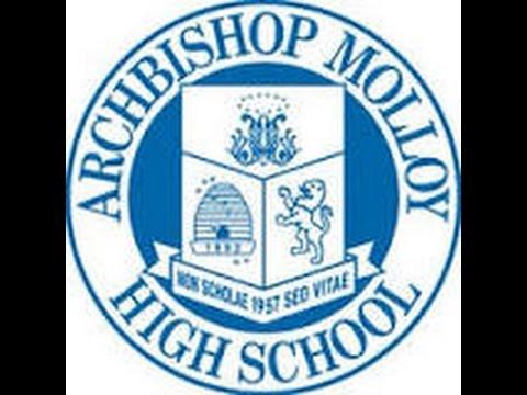 Leila Baum - Archbishop Molloy High School Graduation 1 of 3