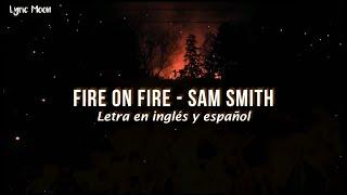 Download lagu Sam Smith Fire On Fire