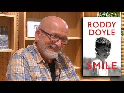 Roddy Doyle: The Waterstones Interview