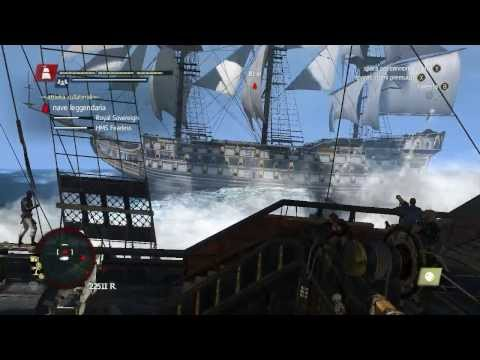 ac black flag ps4 1080p/24