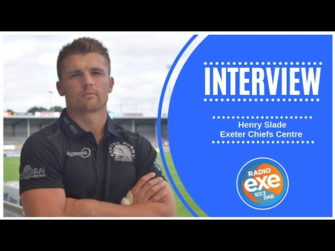 Exeter Chiefs' Henry Slade targets Europe for 2019