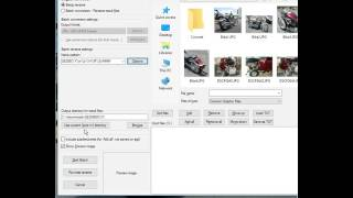 Batch renaming photos using photo date and time with the FREE Irfanview program