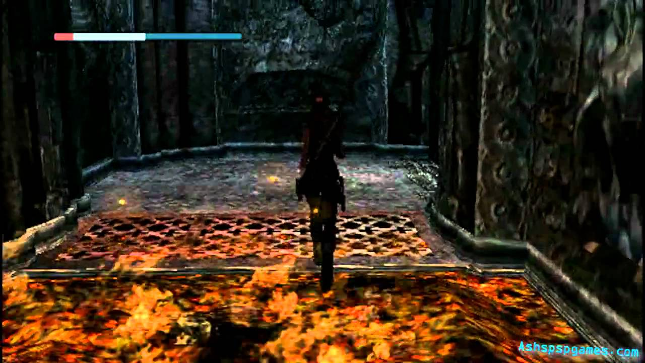 tomb raider legend psp walkthrough