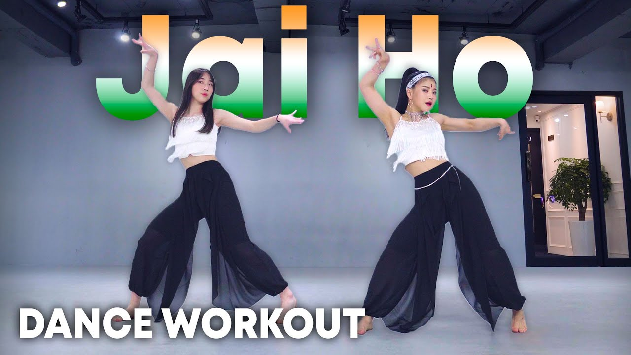 [Dance Workout] Jai Ho - A.R. Rahman, The Pussycat Dolls | MYLEE Cardio Dance Workout, Dance Fitness