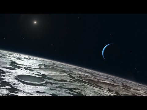 Nettuno: il pianeta azzurro.