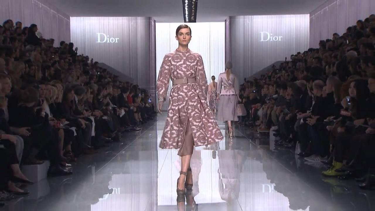 Christian Dior ➤ Fall/Winter 2012/2013 Full Fashion Show