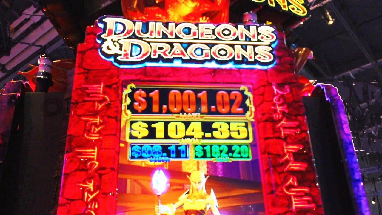 Dungeons And Dragons Slot Machine