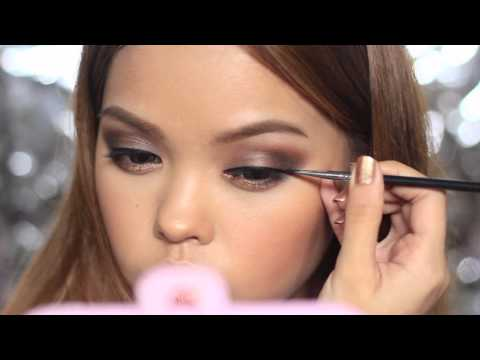 Chocolate Eyes Makeup Tutorial - Eye Makeup Tutorial - Natural Makeup Tutorial ...