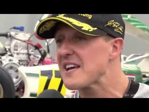 Michael Schumacher - лучшие моменты в карьере