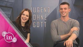 """""""Jugend ohne Gott"""":  So war der Dreh für Emilia und Jannis!"""