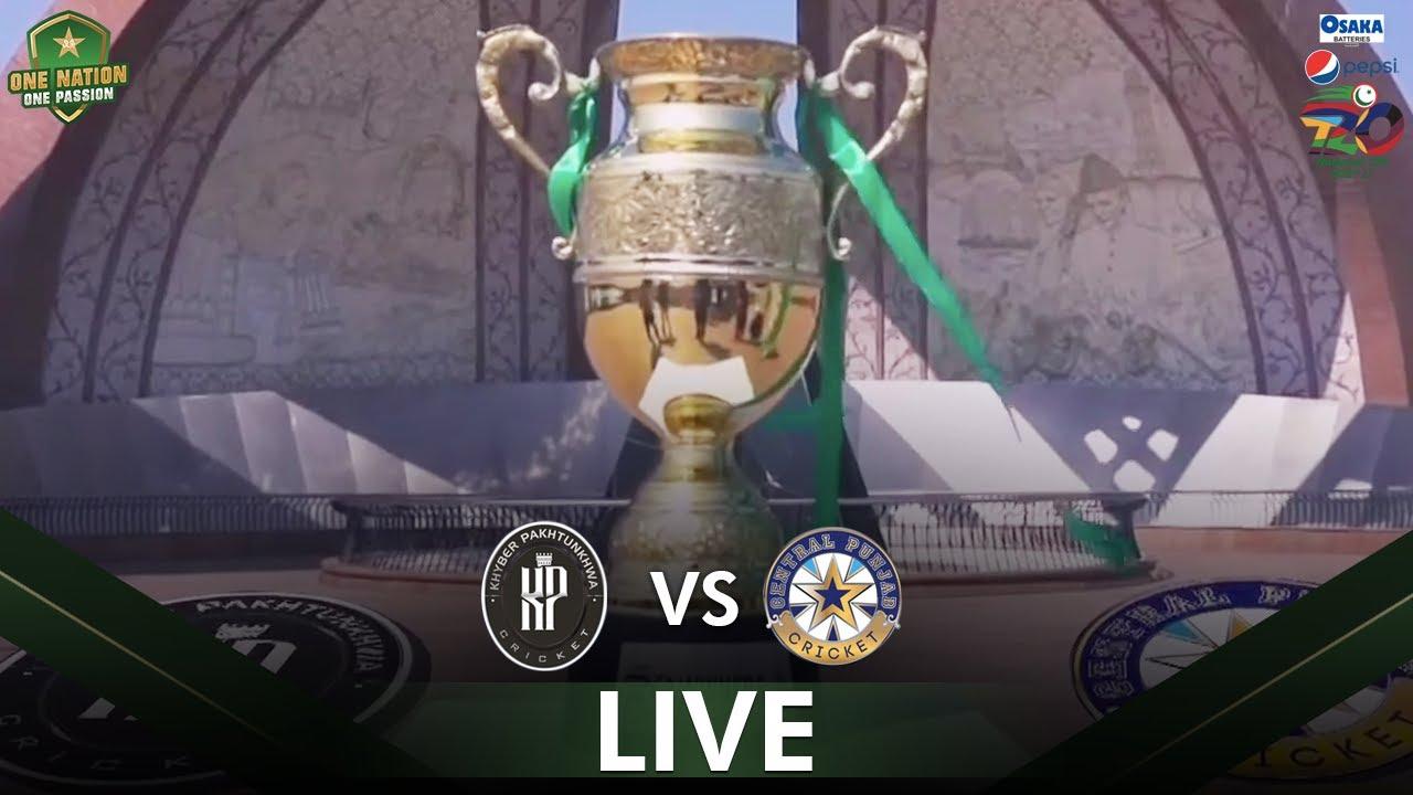 Download LIVE    Central Punjab vs Khyber Pakhtunkhwa   Final   Match 33   National T20 2021   PCB