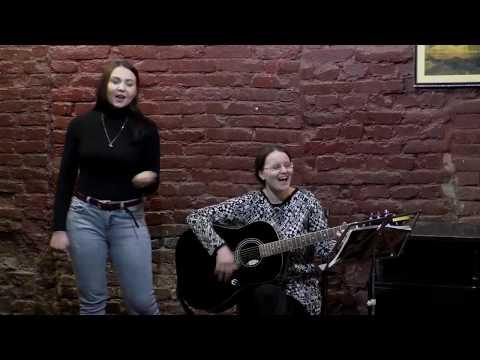 Анастасия и Светлана / Квартирник в Себеже