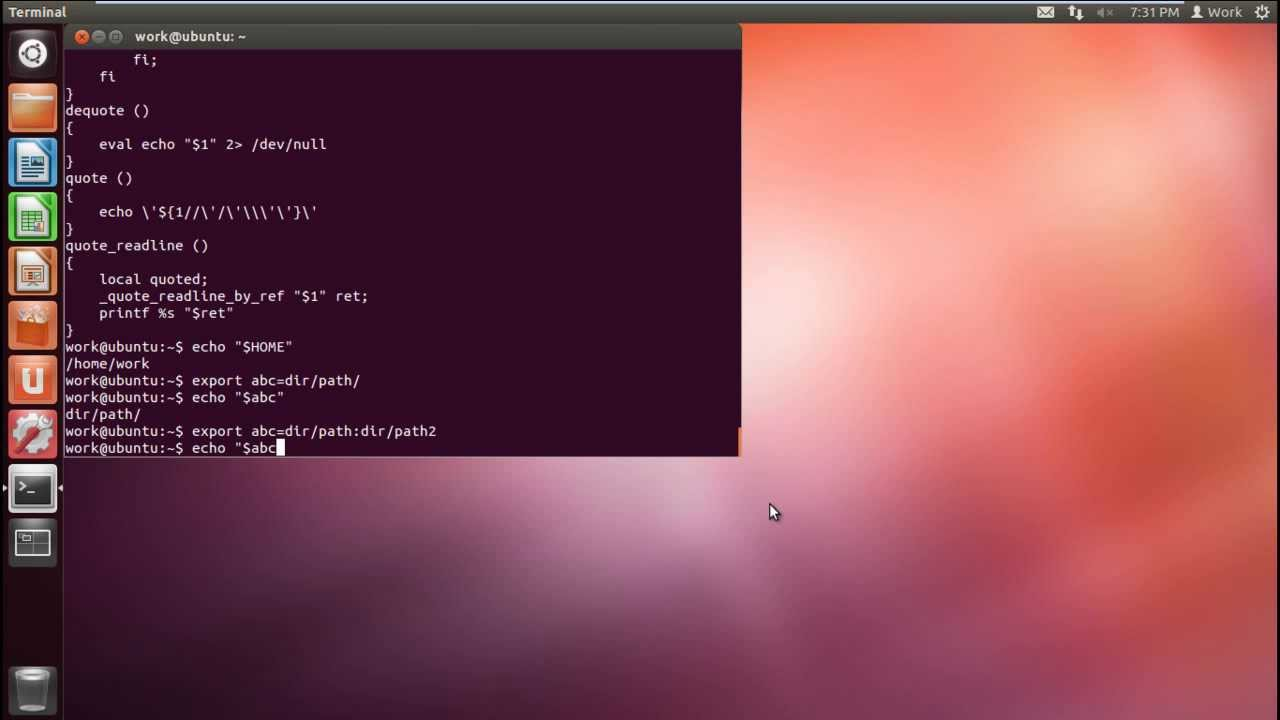 Search for folder linux