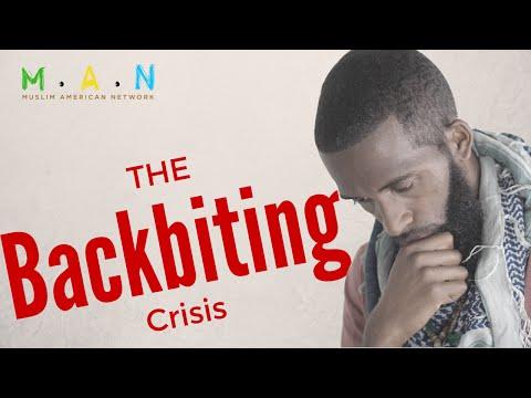 The Backbiting Crisis | Brother Noah