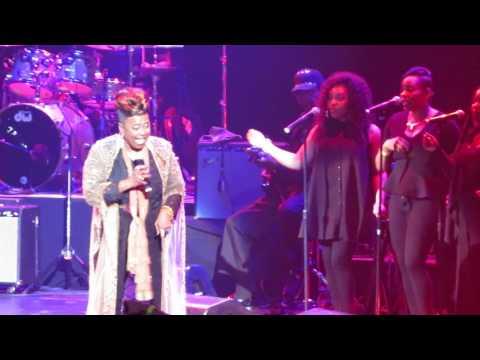 Betty Wright - Tonight's The Night (Woman to Woman Tour, LA, June 3, 2017)