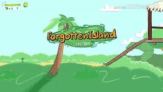 Fancy Pants Adventures - level 10 - Forgotten Island - 100 %