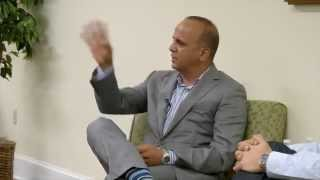 Entrepreneurs Speak with Edible Arrangements Founder & CEO Tariq Farid