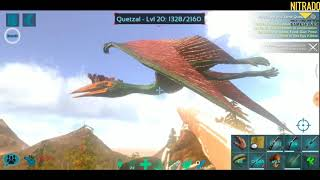 HOW TO TAME THE GRIFFIN! ARK MOBILE UPDATE!