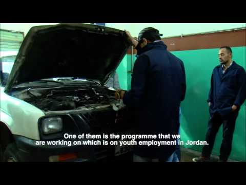 Upgrading Apprenticeships: route to Decent Work in Jordan