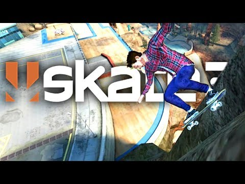 SKATING DOWN A MOUNTAIN | Skate 3 Gameplay & Funny Moments