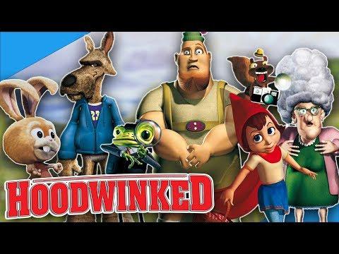 HOODWINKED: The Forgotten Animated Movie! - Diamondbolt