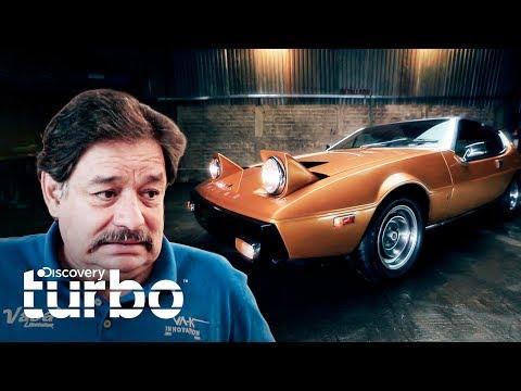 Restauro Incrível De Um Lotus Elite | Oficina De Sonhos | Discovery Turbo Brasil