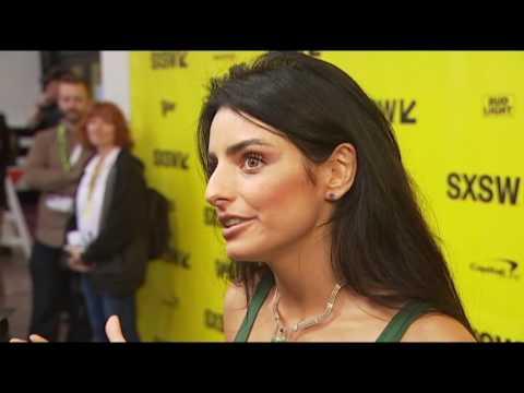 SXSW 2017: Aislinn Derbez talks on