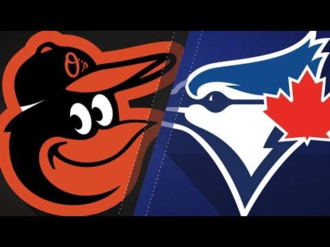 Blue Jays smash 3 HRs in 5-1 win vs. Orioles: 6/8/18