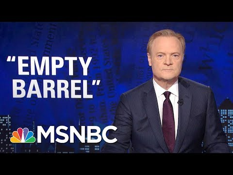 Lawrence: 'Stunned' By John Kelly's Attack On Rep. Frederica Wilson | The Last Word | MSNBC