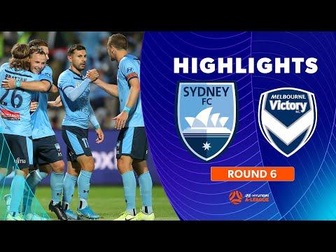 Highlights: Sydney FC 2-1 Melbourne Victory – Round 6 Hyundai A-League 2019/20 Season