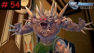 DC Universe Online Villain Walkthrough Part 54: Confusion in Comic Book Timeline
