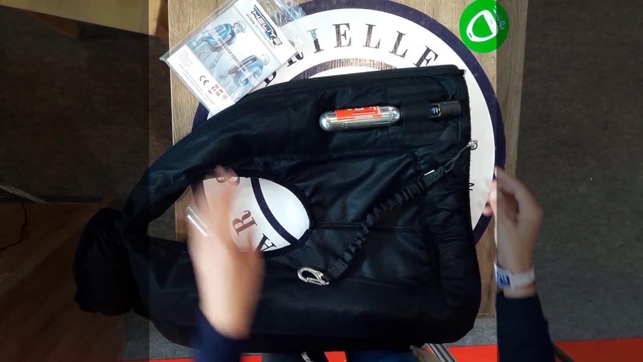 HELITE Cartouche co/² Hit air air Bag Gilet 50cc 38g