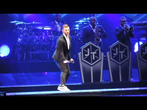 Justin Timberlake  Like I Love You  at Barclays Center 121414