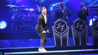 Justin Timberlake - Like I Love You (Live at Barclays Center) 12/14/14