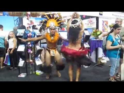 Cook Islands Spectacular at Sydney Travel Expo
