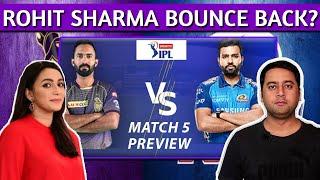 TOSS: RUSSELL vs POLLARD Pre Match With Mazher Arshad | #KKRvsMI #IPL2020 | Sawera Pasha