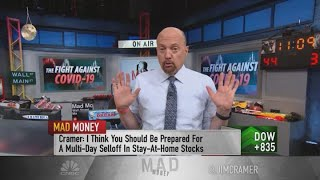Jim Cramer: Pfizer vaccine news is a 'new chapter for the market'