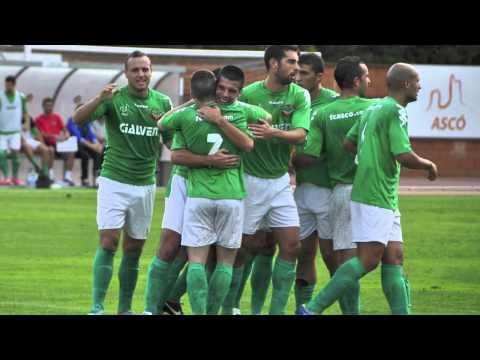 Video motivacional FC Ascó