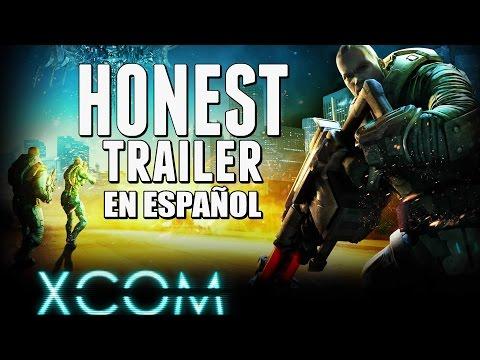 XCOM (Honest Game Trailers en Español)