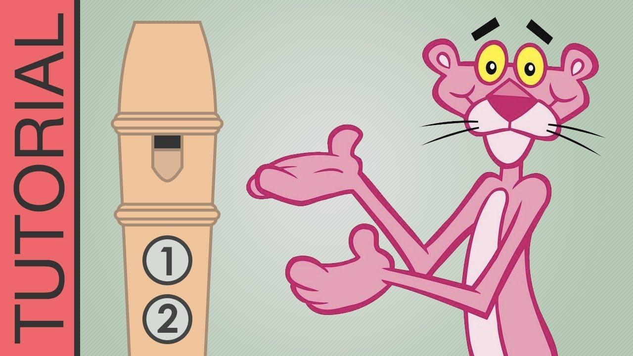 pink panther theme # 16