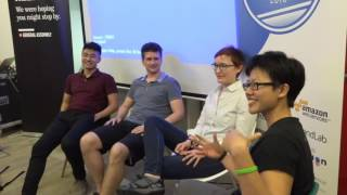 Panel Discussion: Started from the bottom now we here - Talk.CSS #12