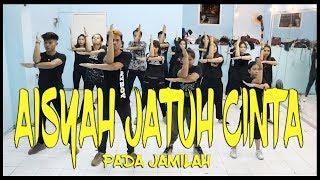 GOYANG AISYAH JATUH CINTA ala ROBOT - Takupaz Dance Crew - GOYANG DUA JARI -  JOGET TIK TOK