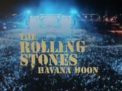 The Rolling Stones--Live Havana Moon (Only Audio)