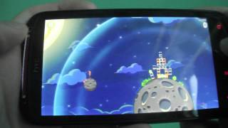 Angry Birds Space Gameplay [Android] [SK]