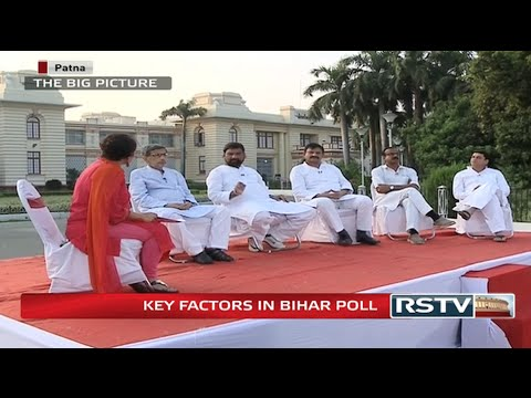 The Big Picture - Key factors in Bihar Polls