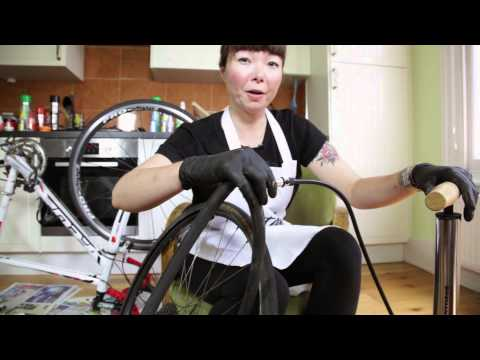 How to: Change an Inner Tube
